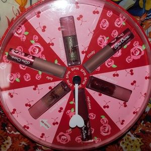 Lime Crime Spin the Dial Lip Set *NEW*